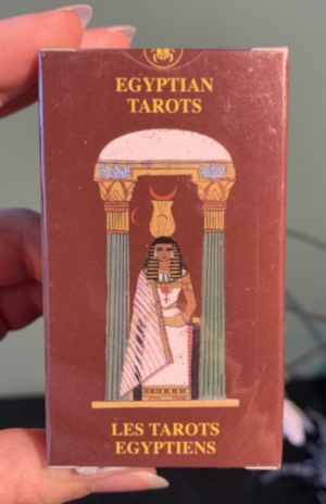 Egyptian Tarot Mini Deck