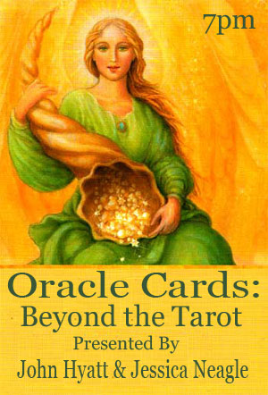 Oracle Cards: Beyond the Tarot