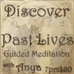 Discover Past Lives