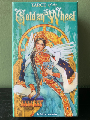 Tarot of the Golden Wheel