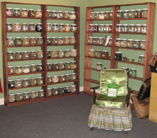 Magickal Herbs from Adam and Eve root to Yohimbe, right here in San Diego