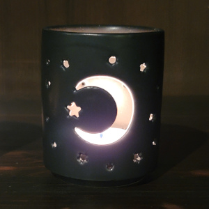 Moon and Stars Tealight Holder
