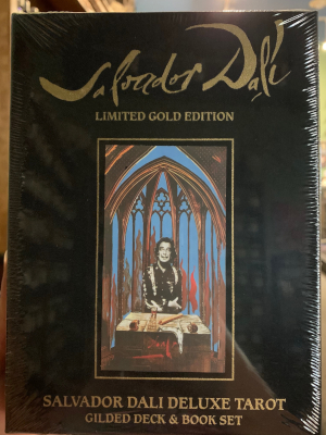 Salvador Dali Limited Gold Edition Tarot